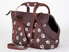 Dog Cat Pet Cozy Carry Bag Zip Washable Travel Transport Carrier XS, S