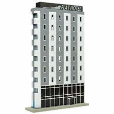 Tomytec (Building 164) Flat Building B (Hotel) 1/150 N scale Japan new.