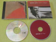 Marvin Gaye Love Songs Duets & Diana Ross Live Greatest Hits 2 CD Albums Soul