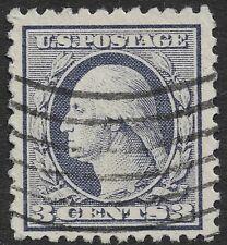 United States #529 3c. Washington Used Xf