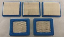5 Replacement Air Filter for Briggs & Stratton 491588 399959 Honda 17211-Zl8-023