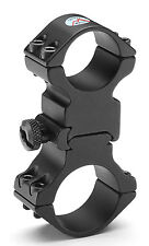 """Sportsmatch  TM4 quick detach TORCH mount for 1"""" torches and 30 mm scope tubes"""