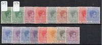 Bahamas 1938-52 vals to 5s MLH/MH