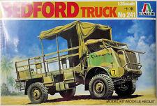Italeri 1:35 Bedford Militairy Truck Kit Nr. 241