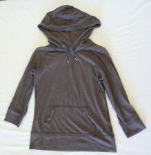 Women's Old Navy Blouse Shirt Hoodie, Size S, Charcoal