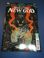Dark Nights Death Metal Rise of the New God #1 NM gem Wow