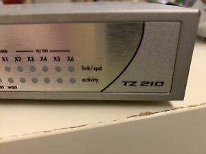 Sonicwall TZ-210 Firewall - Used