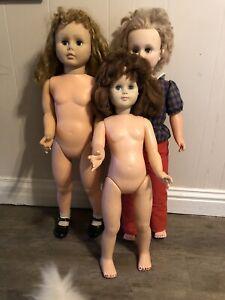 Vintage Companion Patti Playpal Doll Lot