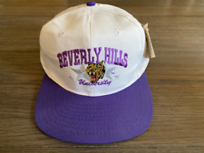 Beverly Hills University Snapback Vintage Cap Hat (Defunt School)