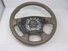 Jaguar X-Type 2001 to Mid 2003 Steering Wheel 1X43359DG SABLE Color