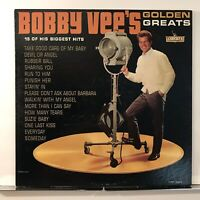Bobby Vee's Golden Greats - LRP 3245 12inch LP