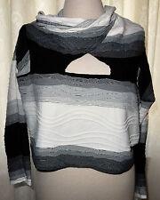 Lockre Sitzende Taillenlang Damenblusen,-Tops & -Shirts im Tuniken-Stil ohne Muster
