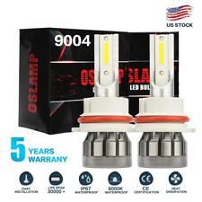 MINI 9004 HB1 LED Headlight Kit Hi/Lo 1500W 225000LM Fog Light Bulbs 6000K White