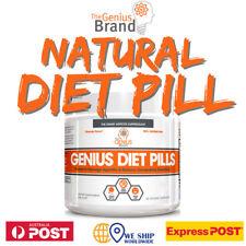 Genius Brand Diet Pill Satiereal Saffron 5 Htp Appetite