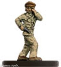AXIS & ALLIES MINIATURES - (GR) GREEK OFFICER