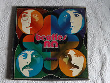 "Beatles 4er LP-Box "" Beatles """