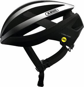 Abus Viantor MIPS Helmet - Gleam Silver, Medium