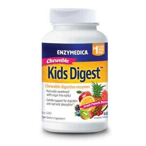 Enzymedica Kids Digest Chewable Tabs 60