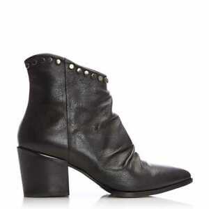Womens Moda In Pelle Cammela Leather Ankle Boots