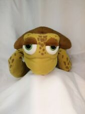 DISNEY STORE Plush CRUSH Turtle HAND PUPPET Large FINDING NEMO Squirts Dad Toy
