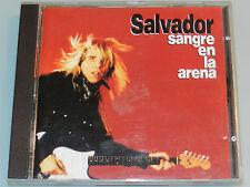 Salvador Dominguez - Sangre en la Arena - RARE '92 OOP cd Banzai Tarzen