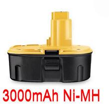 18V 3.0AH NI-MH Battery For Dewalt DC9096 DE9095 DE9096 DE9099 DW9096 Heavy Duty