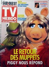 Mag rare 1996: MISS PIGGY_KERMIT_MUPPET SHOW_CONNIE SELLECA