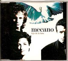 MECANO Hijo De La Luna 3 TRACK CD SINGLE FREE WORLDWIDE SHIPPING