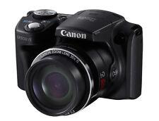 Canon PowerShot sx500 is 16,0 MP cámara digital-negro