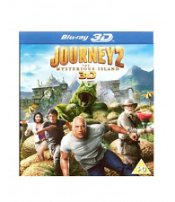 Journey 2: The Mysterious Island (3D Blu-ray & Blu-Ray)