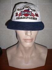 1996 Olympic Games Atlanta DREAM TEAM III USA BASKETBALL GOLD MEDAL Hat/Cap No3