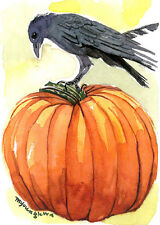 ACEO Limited Edition  - Craws Halloween'