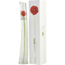 KENZO FLOWER 100ml EAU DE TOILETTE SPRAY FOR WOMEN BY KENZO **** NEW EDT PERFUME