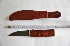 Roselli Messer Puukko Wootz UHC - hunting knife, SILVER - RW 200 S NEU unbenutzt