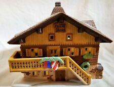 New ListingDept 56 Alpine Village - Kamm Haus #56171 (House on the Crest) Nib Retired