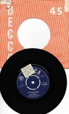 Gina Carroll. 1965.Decca F.12297 Made in England. Northern soul.not to find. NM.