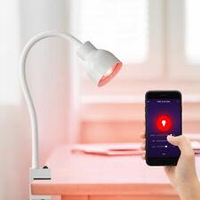 Smart LED Schreib Tisch Leuchte Klemme Alexa Lampe beweglich Google DIMMER RGB