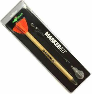 Korda SLR Balsa Marker Float or Kit / Stem / Pronged or Probe Marker Lead *New*