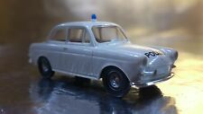 ** Brekina 26101 VW 1500 White Police Vehicle / Polizei x 1 1:87 HO Scale