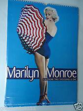 MARILYN MONROE CALENDAR 2001 ORIGINAL VINTAGE 15 YEAR OLD RARE VALUABLE  NEW GEM