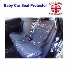 Protector de asiento de coche bajo Coche de Bebé Asiento Forro Lámina Transparente