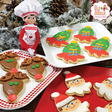 The Elf on the Shelf Claus Couture Little Chef Cookie Kit