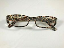PEEPERS TORTOISE SHELL GLAM READERS, 2.00 STRENGTH, RHINESTONE ACCENTS ON RIMS!
