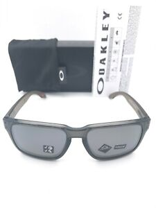 Oakley Sunglasses Holbrook XS OJ9007 0853 Grey Smoke Prizm Black Polarized Youth