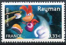 STAMP / TIMBRE FRANCE NEUF N° 3849 ** HEROS DES JEUX VIDEO / RATMAN