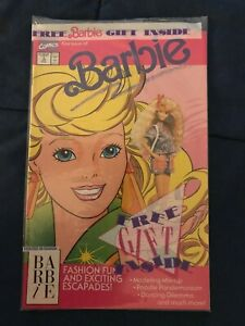 Barbie (Marvel, 1991) #1 Sealed with Pink Card
