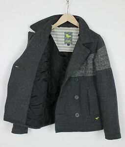 MODERN AMUSEMENT Men's SMALL Double Breasted Notch Tricot Jacket 32474-GS