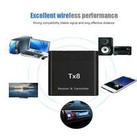 2 en 1 sans fil Bluetooth5.0 émetteur récepteur Home Hifi Music Audio