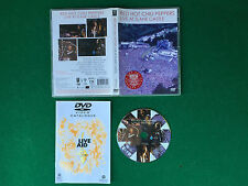 DVD Music Video (2003) RED HOT CHILI PEPPERS LIVE AT SLANE CASTLE + Catalogue