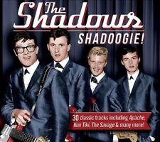 Shadoogie! by The Shadows 30 Classic Tracks including Apache Kon Tiki Music CD